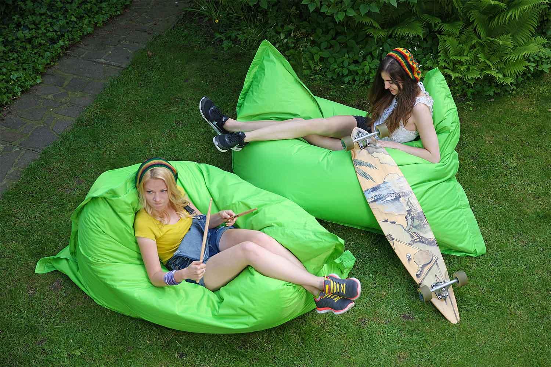 Outdoor Sitzsack wetterfest